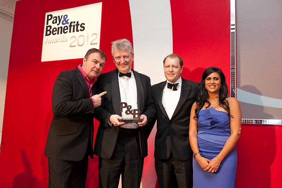 Paul Ross, Carsten Staehr, Ian Gutteridge and Kavitha Sivasubramaniam