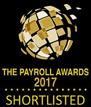 Global Payroll Awards Shortlisted logo